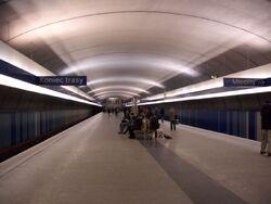 Kabaty warsaw subway3.JPG