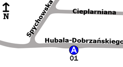 Hubala-Dobrzańskiego