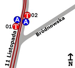 Bródnowska