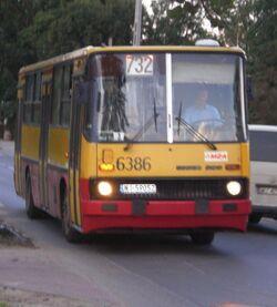 Głębocka (autobus 732) (2)