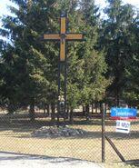 Dębowa (przydrożny krzyż)