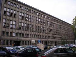 Sądy na Lesznie (Ogrodowa)