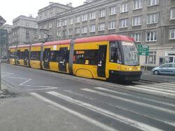 20 na przystanku Magistracka (by Kubar906)