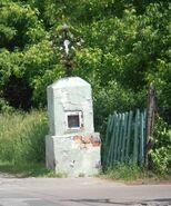 Bronowska, Masłowiecka (kapliczka)
