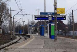 Warszawa Zachodnia (peron 8)