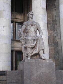Pałac Kultury i Nauki (22, kołchoźnica).JPG