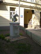 Mokotowska (nr 59, kapliczka)