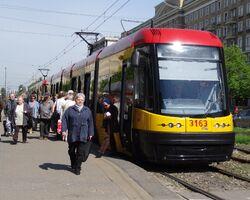 Aleja Jana Pawła II (tramwaj 33)