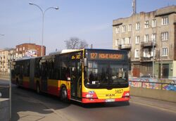 Globusowa (autobus 127)