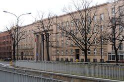 Aleja Szucha (budynek nr 25)