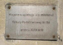 Marszalkowska (142,tablica KRN)