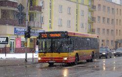 Świętego Wincentego (autobus 212)