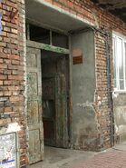 Folwarczna 5 brama