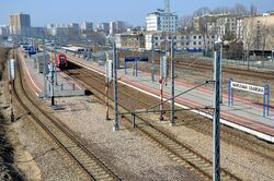 Perony dworca Warszawa Gdańska.JPG