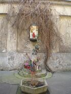 Krucza (nr 13 kapliczka)