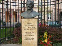 Pomnik Jakuba Falkowskiego.JPG