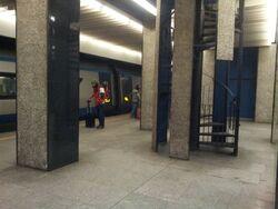 Dworzec Centralny schody dla VIP-ów.jpg