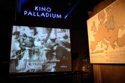 Kino Palladium Muzeum Powstania Warszawskiego.JPG