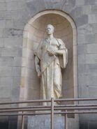 Pałac Kultury i Nauki (14, mieszkaniec Afryki)