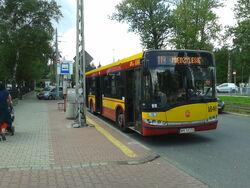119 (Rakowiecka-Sanktuarium)