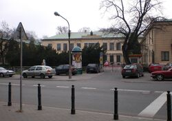 Pałac Błękitny (Senatorska).JPG