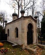 Cmentarz Ewangelicko-Augsburski (grobowiec J. Skwarcowa)