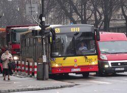 Koszykowa (autobus 159)