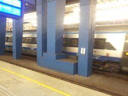 Dworzec Centralny kilometr zero.jpg
