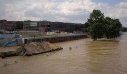 Centrum Nauki Kopernik (fala powodziowa) 1