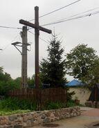 Kokosowa krzyż