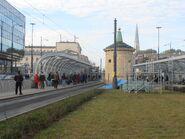 Metro Ratusz Arsenał (przystanek 3)