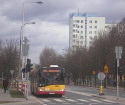 Wałbrzyska (autobus 193)