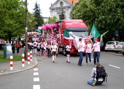 Wielka Parada Studentów (2010, SGH)