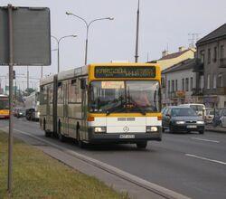 Plowiecka (MiniBus)