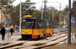 Stare Bemowo (przystanek, tramwaj 20)