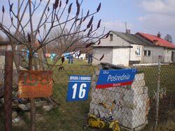 Zbyszka z Bogdańca (nr 16, stara tabliczka)