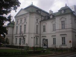 Pałac Przebendowskich (aleja Solidarności) 2.JPG