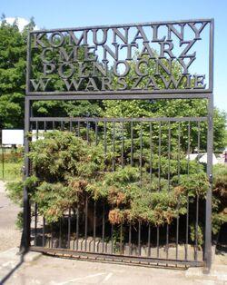 Cmentarz Północny (brama).JPG