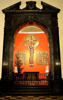 Kaplica św. Jana Chrzciciela Katedra św. Jana.JPG