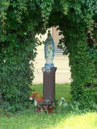 Marcinkowskiego (nr 2, kapliczka)
