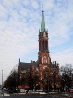 Kościół św. Stanisława (Wolska)