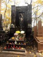 Cmentarz Powązkowski (nagrobek J. Frageta)