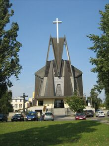 Sanktuarium Ostrobramska