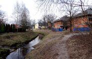 Kanał Wawerski (Szlachecka w Wesołej)