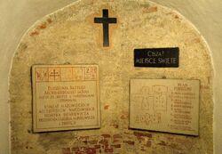 Plan podziemi Katedra św. Jana.JPG