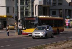 Aleja JPII (autobus Z-4)