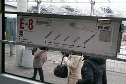 Autobus E-8 (korale)
