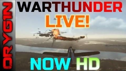 War Thunder - LIVE! - 17-0 gameplay.