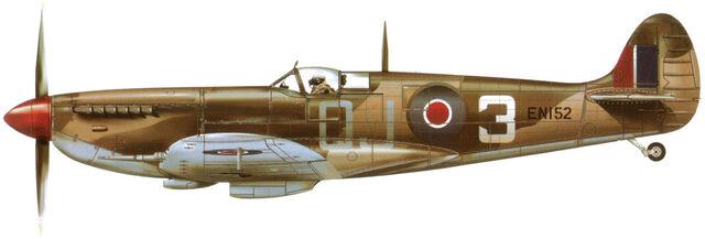 File:17 Spitfire F.VIII 92 squad.jpg