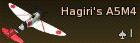 Hagiri's A5M4